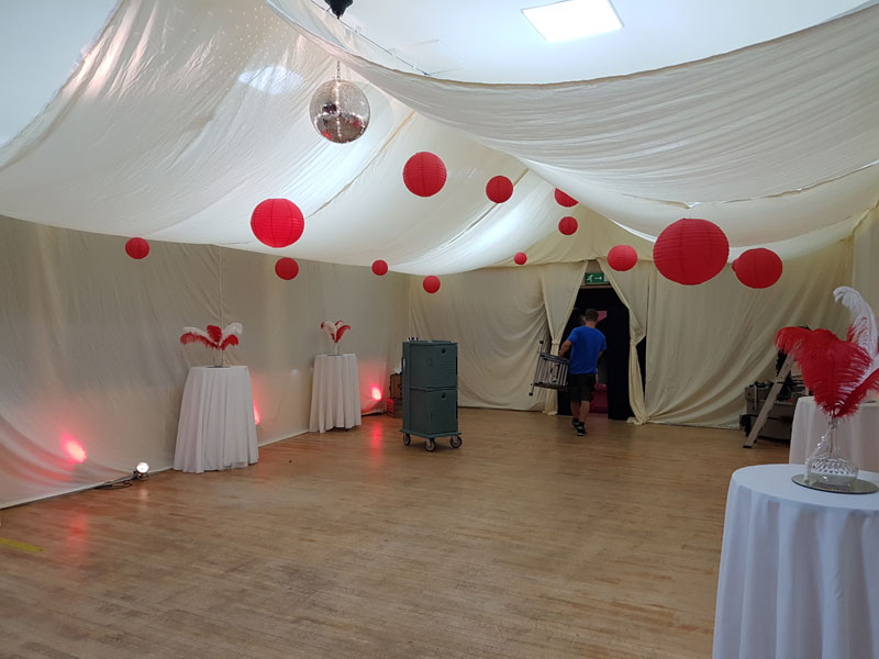 Ribble valley Lancashire wedding reception venue